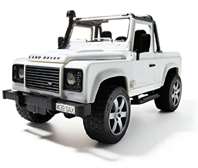 Bruder Toys Land Rover Defender Pick Up from Bruder Toys