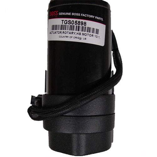 Boss Part # TGS05898 - Rotary Actuator HS Motor - Boss Spreader Motor