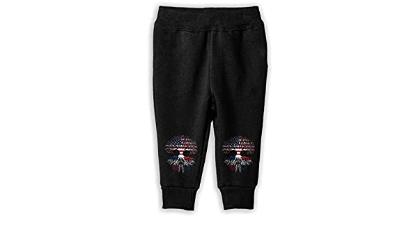 NJKM5MJ Irish Flag Sweatpants Toddler Training Pants