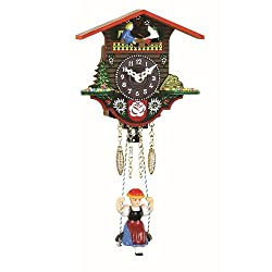 Black Forest Clock Swiss House