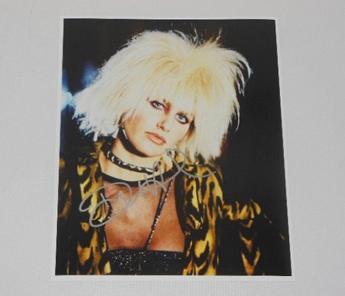 Blade Runner Pris' Daryl Hannah Signed Autographed 8x10 Glossy Photo Loa