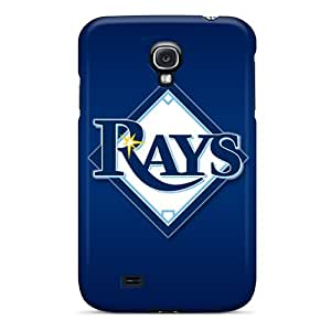 Hot Style MLr72STwE Protective Case Cover For Galaxys4(tampa Bay Rays)