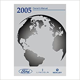 ford f-150 owners manual 2005