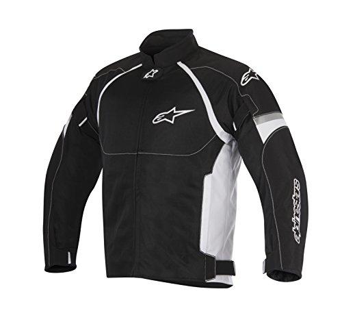 [해외] alpinestars(알파인 스타의)오토바이 재킷 블랙/화이트 (XL) 헤인즈 에어 재킷4616