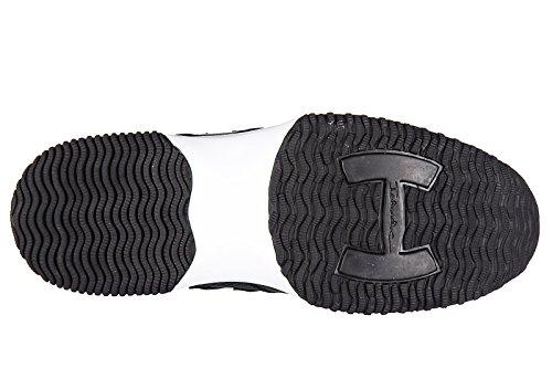 Hogan zapatos zapatillas de deporte hombres en piel nuevo interactive forata h n