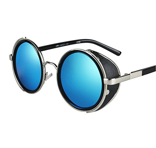 Gothic Steampunk retro sunglasses