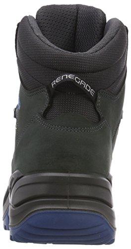 GTX Renegade amp; Mid Herren 9751 Lowa Anthrazit Wanderstiefel Jeans Trekking Grau wqEBS5