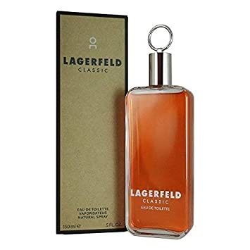Lagerfeld Classic Lagerfeld EDT Spray Men 5 oz Pack of 3