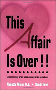 This Affair is Over!! by Sandi Terri (1996-01-23)
