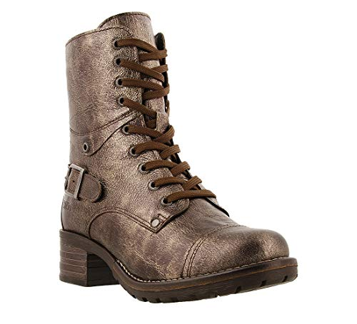 Bronze Calf Footwear - Taos Footwear Women's Crave Bronze Boot 6-6.5 M US