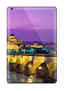 Rolando Sawyer Johnson's Shop Best Special Skin Case Cover For Ipad Mini, Popular Roman Bridge Guadalquivir River Spain Phone Case
