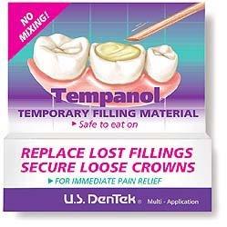 Dentek Temparin Lost Filling Repair Buy Online In Uae