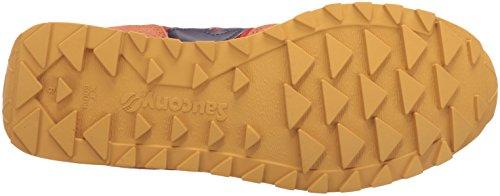 saucony Orange Jazz Slipper S1866-212 Orange
