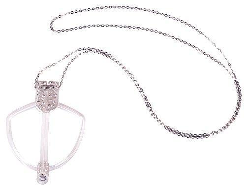 - Folding Reading Glasses - Foldable Reader Necklace (2.0)