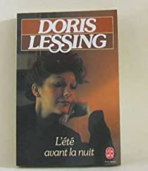 L'été avant la nuit par Lessing
