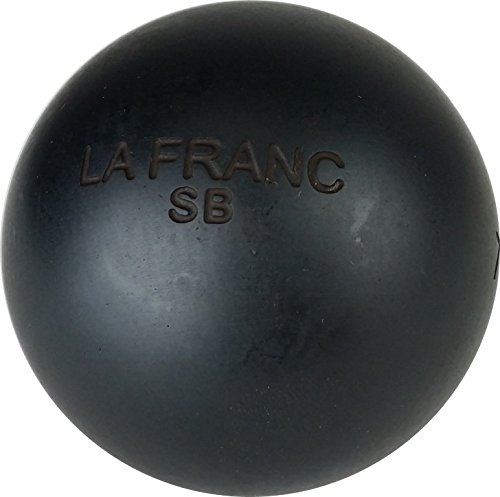 Boulekugeln La Franc SB (Soft Black) 76, 690, 0