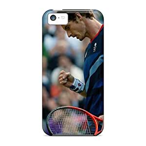 Apple Iphone 5c KFk28500irrb Support Personal Customs High Resolution Andy Murray Tennis London 2012 Olympic Image Scratch Resistant Hard Cell-phone Cases -RobAmarook