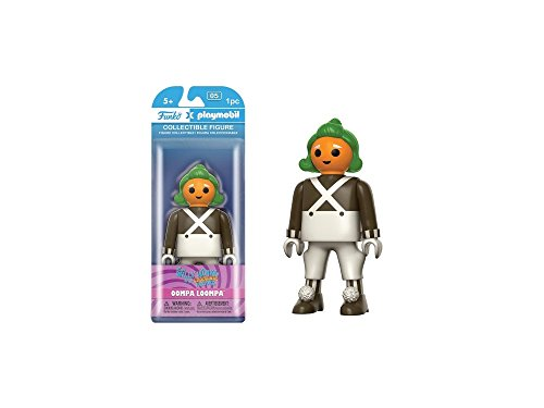 Willy Wonka & The Chocolate Factory Oompa Loompa Playmobil Vinyl Figure [Funko]