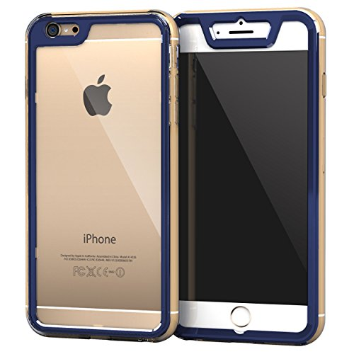 iphone-6s-plus-case-roocase-gelledge-iphone-6s-plus-full-body-pc-tpu-case-cover-navy-for-apple-iphon