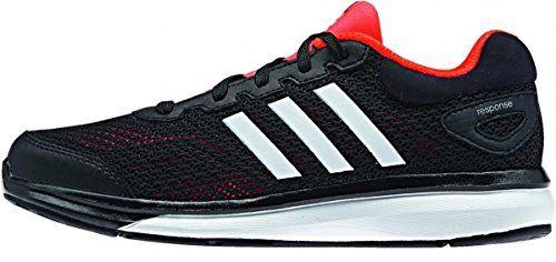 Adidas Response Junior Zapatillas Para Correr - SS15 Negro