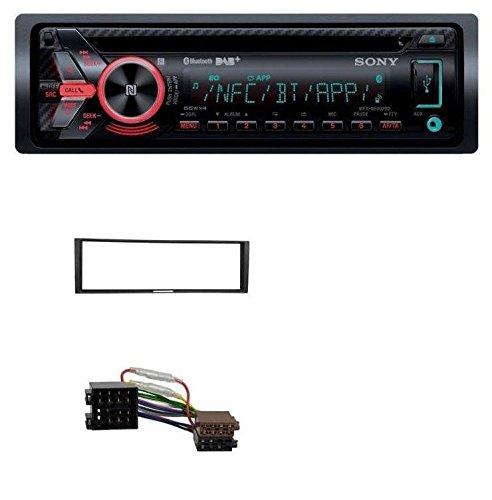 caraudio24 Sony MEX-N6002BD Bluetooth MP3 CD DAB USB Autoradio fü r Renault Megane Megane Scenic Modus Clio