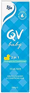 QV Baby 2 in 1 Shampoo & Conditioner, 200 g