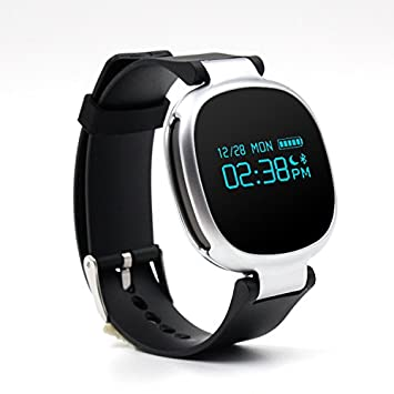 Leiona reloj inteligente Smartwatch Bluetooth GPS IP67 Waterproof,reloj inteligente hombre con Whatsapp deporte compatible Iphone IOS Android: Amazon.es: ...