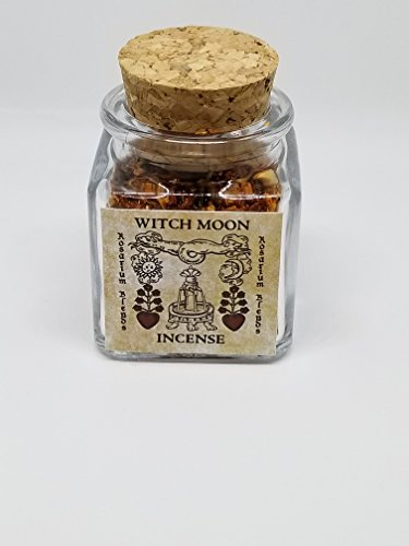 Hand-Crafted Incense Blend: Witch - Witch Crafted