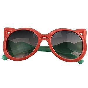 2015 Fashion Colorful Kids Sunglasses Goggles Boy Girls Eyewear
