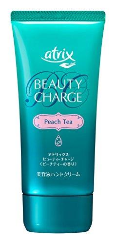 Kao atrix | Hand Care Cream | Beauty Charge - Peach Tea - 80g