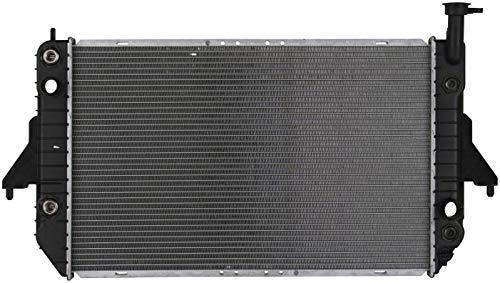 Spectra Premium CU1786 Complete Radiator for (Chevrolet Astro Radiator Replacement)