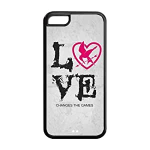CSKFUCustom The Hunger Games Back Cover Case for iphone 6 5.5 plus iphone 6 5.5 plus LLCC-2247