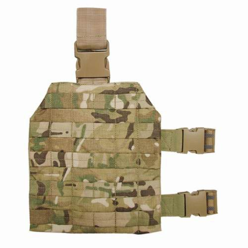 Condor MA1 Tactical MOLLE Drop Leg Platform - MULTICAM (Best Drop Leg Platform)