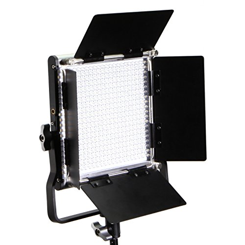 Selens Photo Studio Four Leaf Barn Door for Selens GE-500 Video Light by Selens