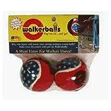 WALKER BALLS PATRIOTIC Size: ~