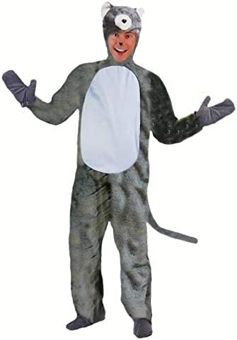 Disfraz Ratón para Adulto (Talla M) (+ Tallas) Carnaval Animales ...