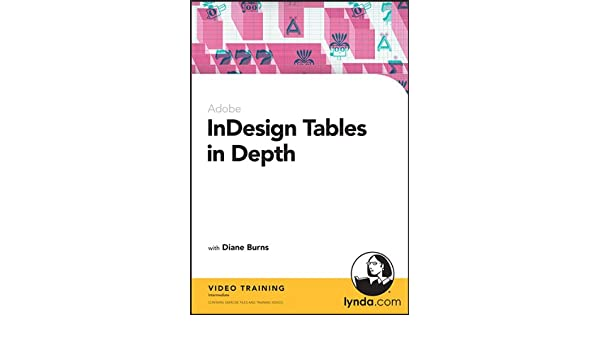 Buy Lynda.com - InDesign Tables In Depth Cheap