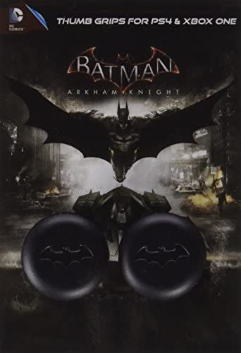 Imps - Pack De 2 Thumb Grips, Diseño Batman: Arkham Knight: Amazon ...