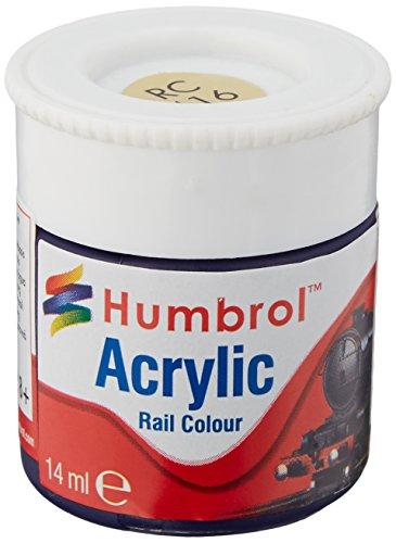 Humbrol Acrylic Paint, Pullman Cream