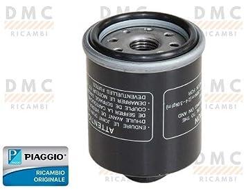 filtro de aceite Beverly 125 - 250 - 300 Original piaggio ...