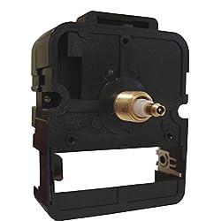 Takane Clock Movement Extra Spacing High Torque - Non-Pendulum - For Large Hands - Clock Repair Kit - by Takane