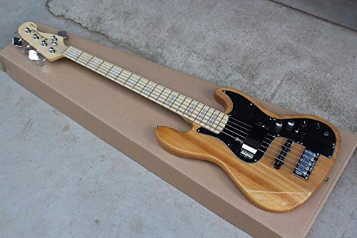 Baixo Marcus Miller Signature Burlywood 5 String F Bass with Active pickups Bass Guitar In Stock 15-11-10