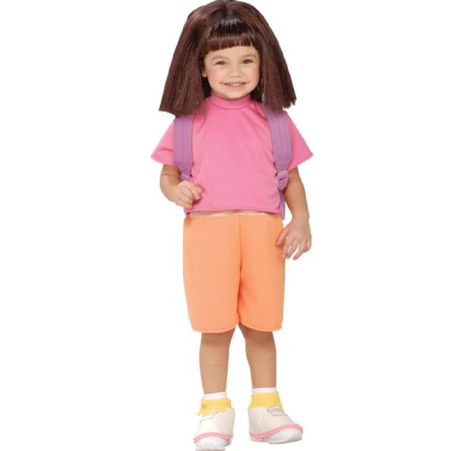 Dora The Explorer Costume - Small (Dora The Explorer Costumes)
