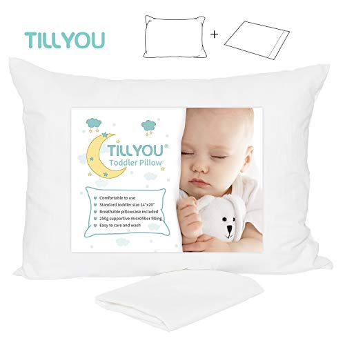 TILLYOU Hypoallergenic Pillowcase Washable Sleeping product image