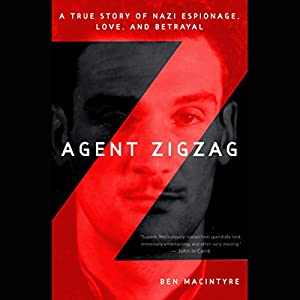 Agent Zigzag Hörbuch