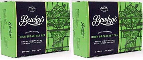 Bewley's Irish Breakfast Tea 250 g 80 Tea Bags (2-Pack) ()