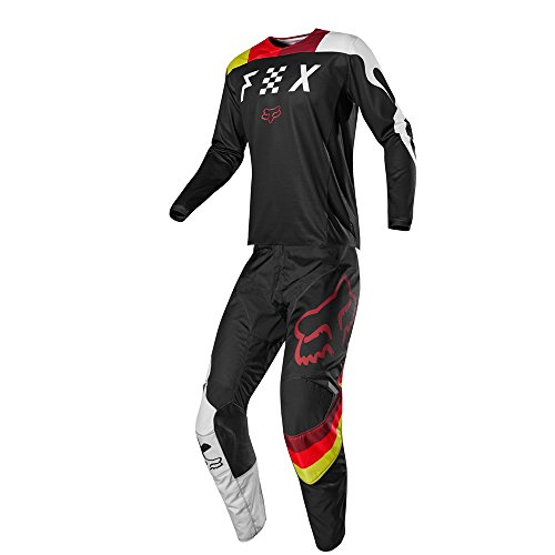 Fox Racing - (Youth) 180 Rodka SE Black Jersey/Pant Combo - Size Y-SMALL/24W