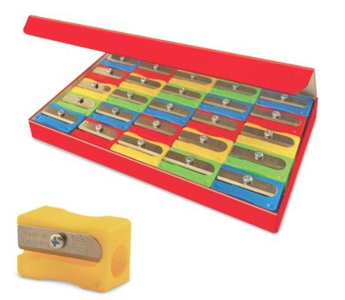 Eisen Sharpener Classroom with German Blades, 25 Pack (ESN-105)
