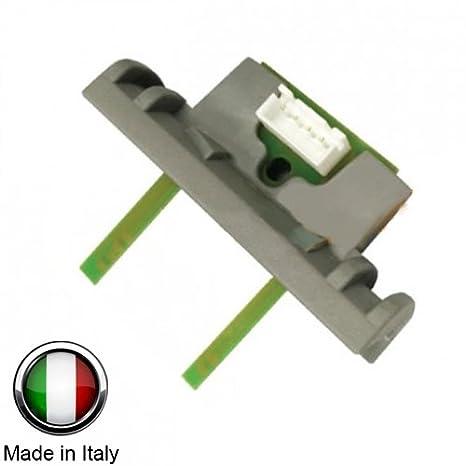 Easyricambi - Sensor de flujo de aire debímetro Micronova para estufa de pellets - Compatible con estufas Nórdica Extraflame/Dalzotto: Amazon.es: Hogar