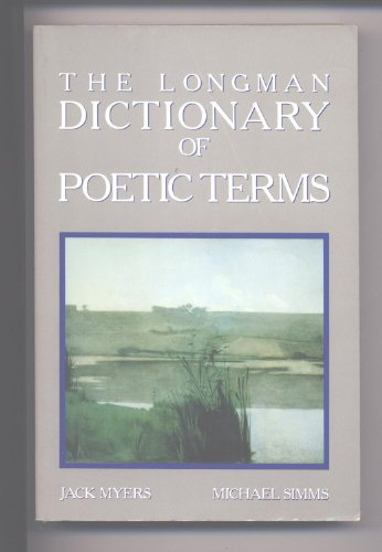 The Longman Dictionary of Poetic Terms (Longman English and Humanities Series)